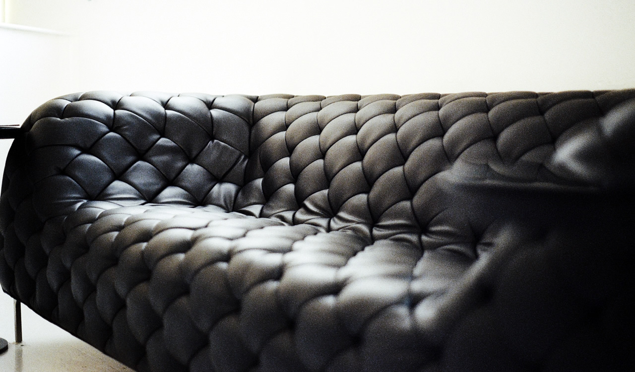 Spot Plus cleans and repairs furniture and upholstery, including leather furniture..