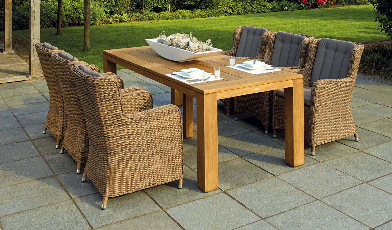 Spot Plus cleans and repairs furniture and upholstery, including patio furniture.