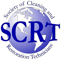 Spot Plus is a certified member of the Society of Cleaning and Restoration Technicians.