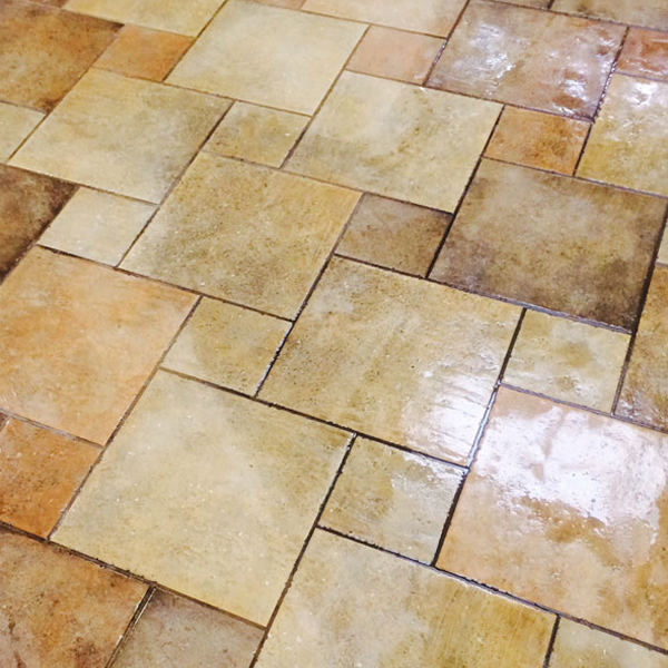 Spot Plus Carpet Care - Tile and grout cleaning 'after' photo